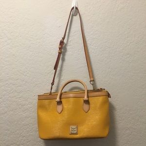 Dooney & Bourke handbag - yellow